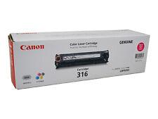 Canon 316 M Laser Cartridge 1500pages Magenta Bcart316m
