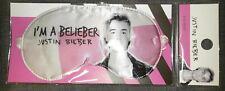 Justin Bieber original EYE MASK / Schlafmaske / Augenmaske sehr weich bequem NEU