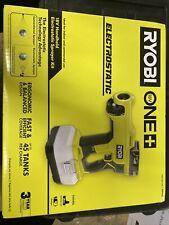 Ryobi Psp02K 18V One+ Handheld Electrostatic Sprayer Kit with Battery & Charger