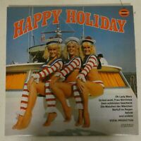 Konvolut 2 LP Happy Holiday Die grosse Musical Star Parade Somerset Telefun LP7a