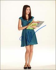 "Alison Brie ""Community"" AUTOGRAPH Signed 8x10 Photo ACOA"
