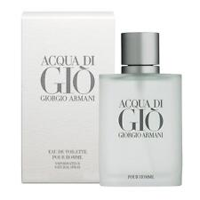 Authentic Acqua Di Gio Giorgio Armani Perfume Tester (100 ml)