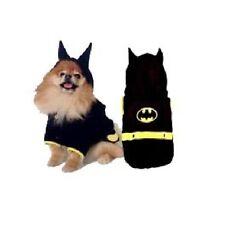 High Quality Dog Costume - BATDOG COSTUMES Bat Cape Crusader Dogs Black Yellow