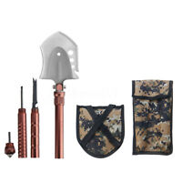 Military Tactical Multifunction Shovel Outdoor Camping Survival Foldable Tools