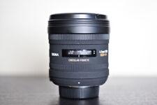 Sigma AF 4.5mm F/2.8 DX Fisheye Lens for Nikon