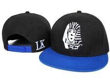 Unisex Last Kings Hip-Hop Baseball Cap in Blue - One Size