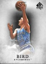 Larry Bird 2012-13 Upper Deck SP Authentic - Indiana State Sycamores - Celtics