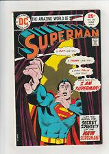 Superman #288 F 1975 Dc Comic