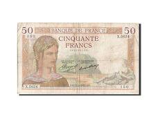 Billets, 50 Francs type Cérès #203750