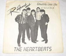 "Richard & The Heartbeats 7"" 45 HEAR PRIVATE OHIO NEW WAVE POWER POP 1985"