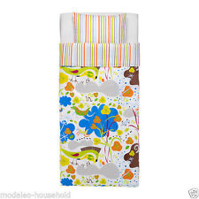*IKEA NATURSKON Colourful Child's Quilt Cover and Pillowcase 150 x 200 cm