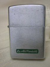 c1975 Zippo Lighter Advertising Air Products Bradford PA