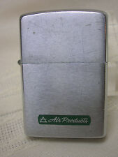 c1975 Zippo Lighter Advertising Air Products Bradford PA