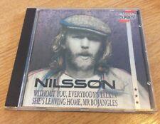 NILSSON  CD German Ariola Express 1989 16 Track (295048201)