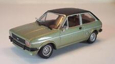 Solido 1/43 Ford Fiesta Limousine 1978 hellgrünmetallic/schwarz #1814
