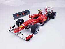 HOT WHEELS FERRARI F10 n°8 GP F1 Bahrain Edition 2010 F.Alonso 1.18