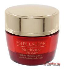 Lot of 2 Estee Lauder Nutritious Vitality8 Radiant Moisture Cream .5oz/15ml N&U