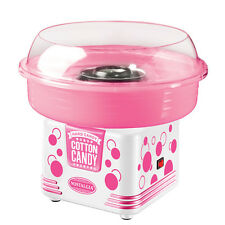Nostalgia Cotton Candy Maker Machine Electric Party Sugar Carnival Pink Kids