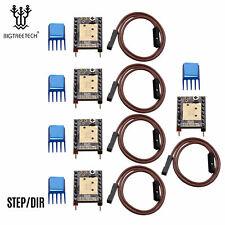 BIGTREETECH TMC2208 V3.0 Stepper Motor Driver Stepstick wth Heatsink Cable(5pcs)