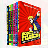 Scott Pilgrim 6 Books Young Adult Collection Paperback By - Bryan Lee O'Malley