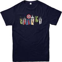 AVENGERS T-Shirt,Greatest Warriors Elektra Hands,Adult and kids Sizes