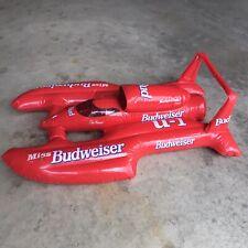 Budweiser Inflatables Bernie Little Miss Budweiser Hydroplane Used