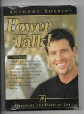 Anthony Robbins Power Talk!  References: The Fabric of Life Audiobook on CD NEW