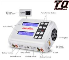 Ultra Power UP200DUO DUAL AC/DC 10A 200W Lipo/Nimh Fast Peak Charger UPTUP200DUO