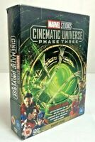 Marvel Phase 3 Part 1 Box Set Dvd 5 Disc (UK IMPORT) DVD [REGION 2] NEW