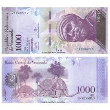 Venezuela 1000 Bolivares 2017 P-New Banknotes UNC