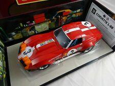 1:18 Carousel 1 #4606 Corvette L-88 1968 LM #3 Maglioli  Neu/OVP