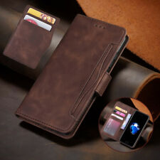 For Nokia 5.3/2.3/7.2/2.2/C1 Magnetic Leather Flip Cards Slot Wallet Case Cover