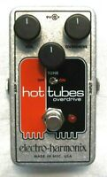 Used Electro-Harmonix EHX Hot Tubes Nano Overdrive Guitar Effects Pedal