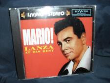 Mario Lanza – Mario! Lanza at his best