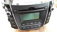 Hyundai i30 radio mk2 GD MP3 reproductor de CD, receptor, Bluetooth, (HMC)
