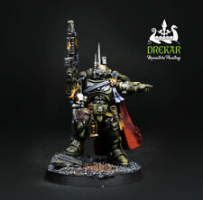 Primaris WW2 Captain in Phobos Armour Space Marines  ** COMMISSION ** painting