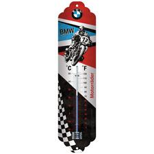 Nostalgic Art Termometro BMW MOTO PILOTA