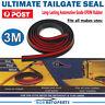 UTE Tailgate Seal Kit 3M for Ford Ranger PX BT50 Navara NP300 D40 Dmax Hilux SR5