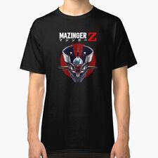 Mazinger Z T-Shirt Men & Women Super Robot T-Shirt Unisex, Anime, Tranzor Z