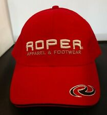 New Roper Apparel & Footwear Hat Cap Embroidered