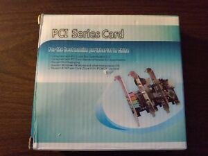PCI Series Card, New Open Box