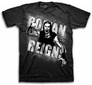 WWE ROMAN REIGNS SUPERMAN PUNCH T-Shirt