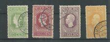 Nederland 97-100 Jubileum 1913   VFU/gebr  CV 165 €
