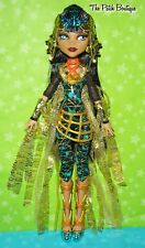 ☠ MONSTER HIGH 2017 SDCC EGYPTIAN CLEO DE NILE DOLL W/ OUTFIT & SHOES (NEW) ☠