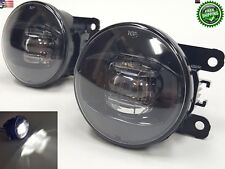 LED Fog Light Kit with Wires 6000K For 2007-2012 Nissan Sentra SE-R SE-R Spec V
