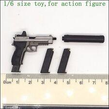 Y87-23 DAM 78040 1/6 scale DEVGRU K9-handler in Afghanistan pistol