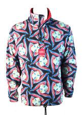 O'Neill Polar Feathers Mens Retro Fleece Jacket Coat (Jazz Blue) - M