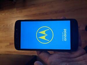 Motorola Moto E Play 5th Generation - 16GB - Black (att or similar gsm)