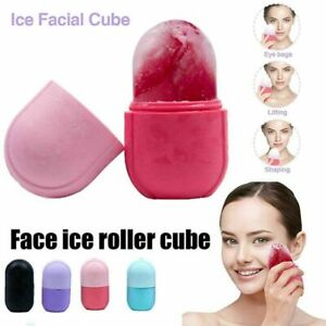 Silicone Ice Cube Trays Face Care Beauty Lifting Contour Tool Roller Hot