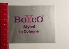 Aufkleber/Sticker: Boyco Styled in Cologne (16031750)